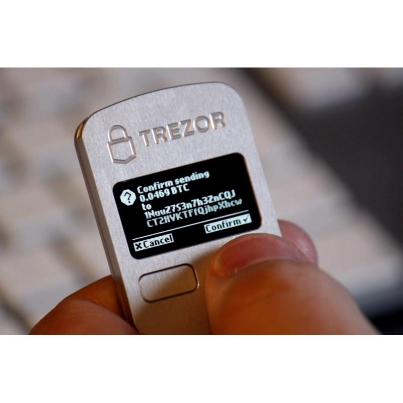 Bitcoin aparatinės piniginės mūšis: trezor, keepkey ar ledger nano s? - Bitcoin