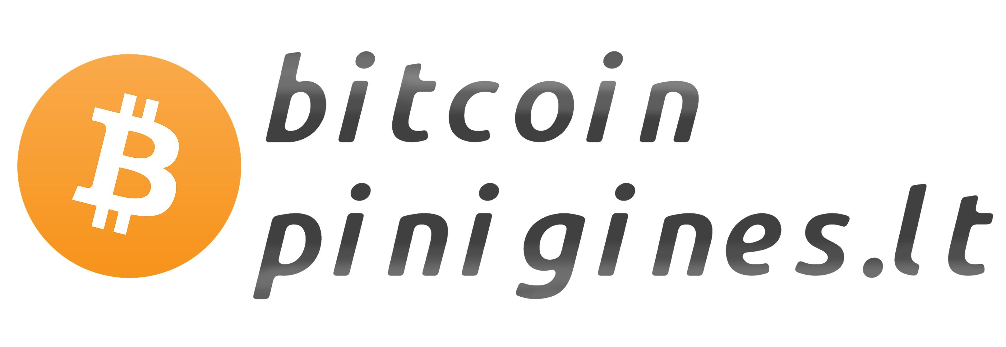 Bitcoin Pinigines.lt