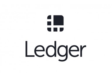 Ledger pinigine bitcoinams